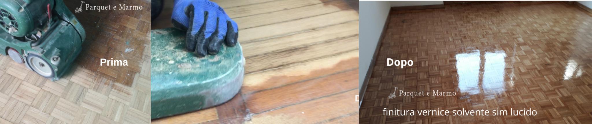 finitura vernice solvente sim lucido